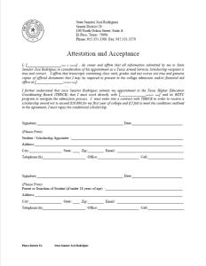 Texas Armed Forces Scholarship 1