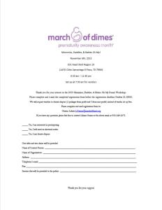 March of Dimes 1