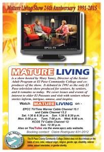 Mature Living