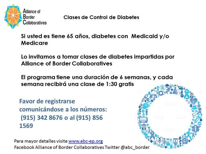 ABCdiabetesclassesSpanishflier