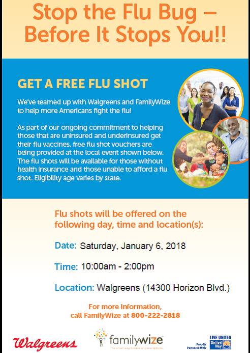 Flu Clinic Event